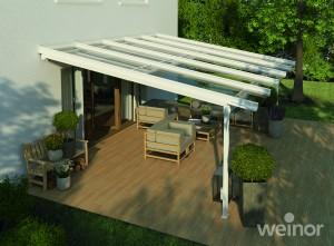 Terrazza Orginale mit Dachüberstand